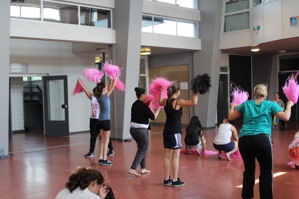 Workshop Cheerleading Brugge