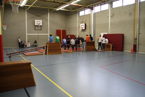Workshop Freerunnen Brugge