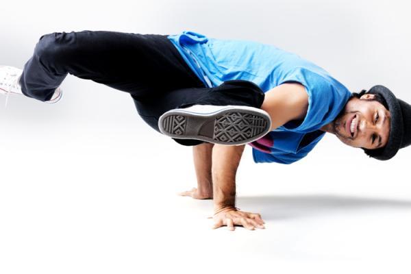 Workshop Breakdance Brugge